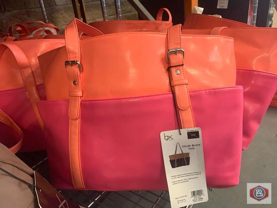bx . Buxton. Padded laptop tote protects laptops up to 15.6? with heavy density foam padding 6 color
