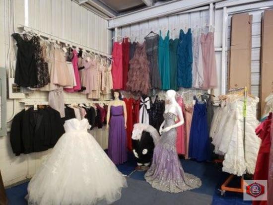 DO NOT BID general photos Dresses, Night Gowns, Girls Formals 4 first communion..