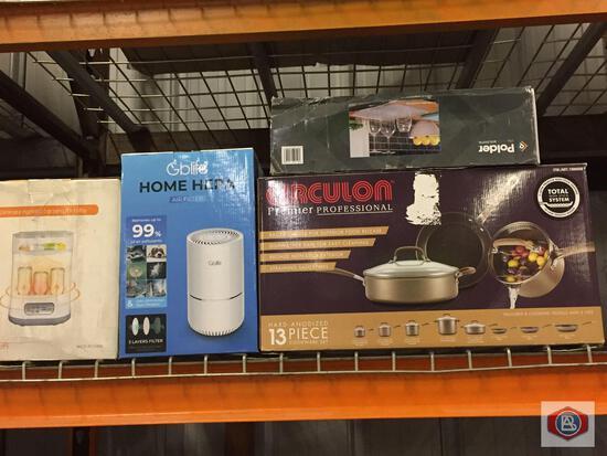 Kitchenware and Houseware.
