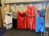 Beautiful Dresses Couture Miss Size 4 Color why/Black. /size 14 color ivy lace/BL. / Size 10 color