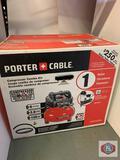 Porter cable Air compressor 150 psi 6 gallon
