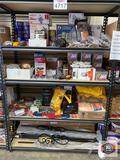 Hardware shelf