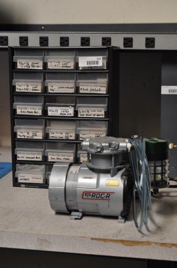 Air Compressor/Vacuum Pump and Storage system