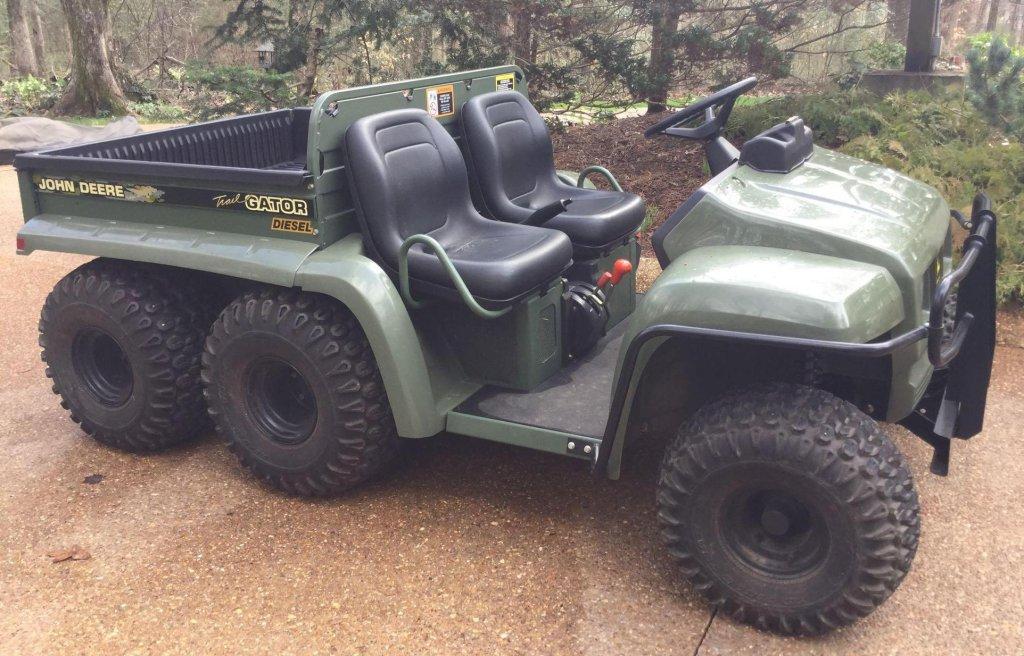 John Deere Trail Gator Diesel