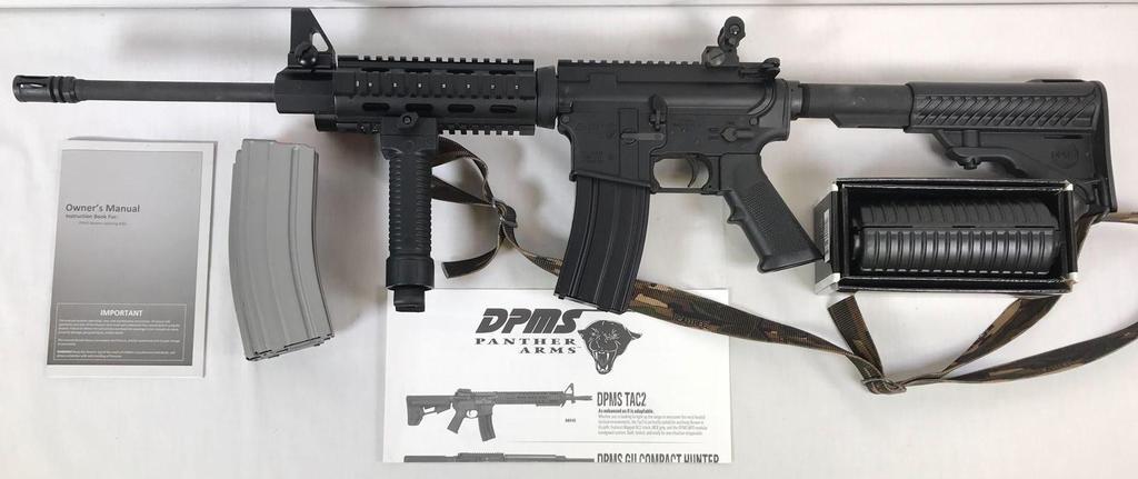 Dameworth Estate Firearms & Ammunition