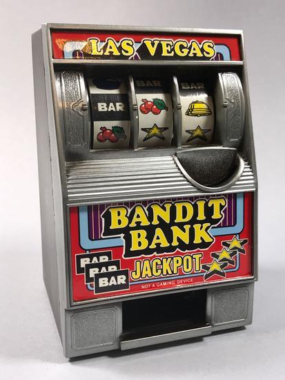 Las Vegas Toy Bandit Bank