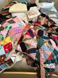 Quilts, Blankets and Linens Lot (LPO)