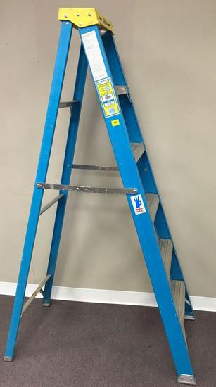Werner Electro-Master Model 6006 Step Ladder (LPO)