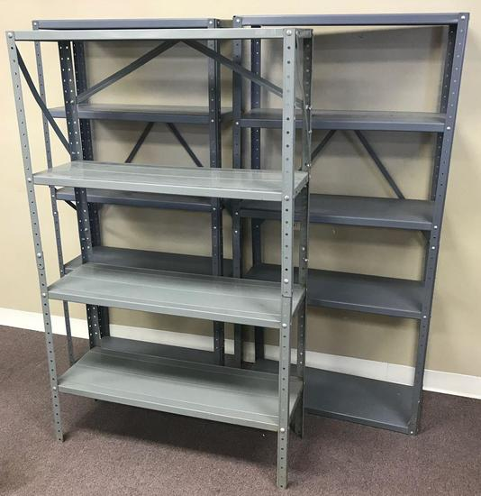 (3) Metal Utility Shelf (LPO)