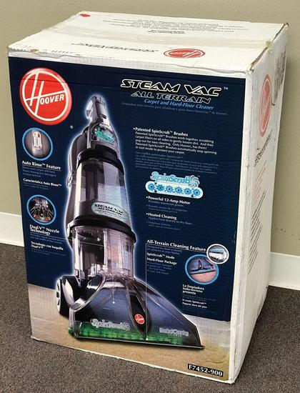 Hoover Steam Vac (LPO)
