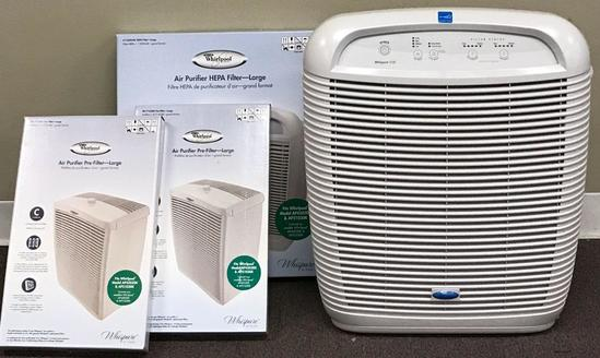 Whirlpool Whispure 510 Air Purifier (LPO)