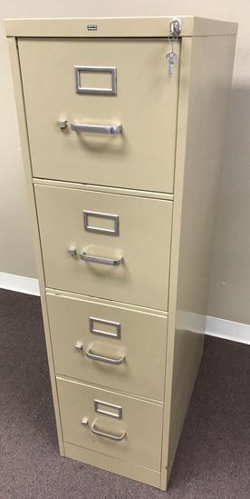 Hon Locking File Cabinet (LPO)