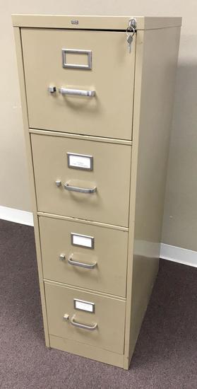 Hon Locking File Cabinet (LPO)