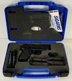 (1) Sigarms Semi-automatic Pistol