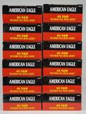 (12) Full Boxes, (2) Partial boxes, of Federal American Eagle .40 cal FMJ Ammo