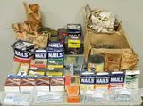 Cleanout nail & fastener lot (LPO)