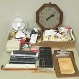 Cleanout lot: Office Supplies (LPO)