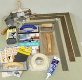 (21) Masonry & Drywall Tools/Items