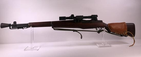 Springfield Armory Model M1 Garand Rifle with Scope