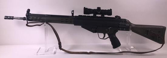 Federal Arms Corp Model FA91 Rifle with Scope