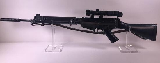 DSA INC. Model SA58 Rifle with Scope