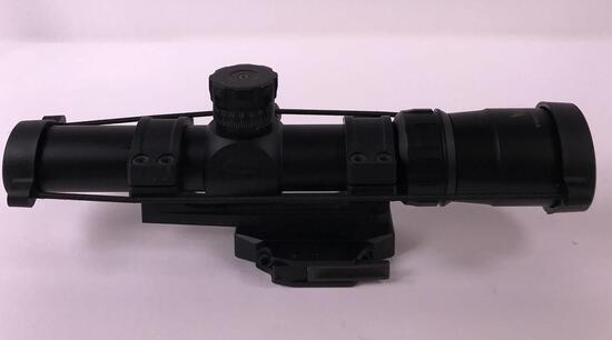 Nikon Tactical Scope with BOBRO Mount