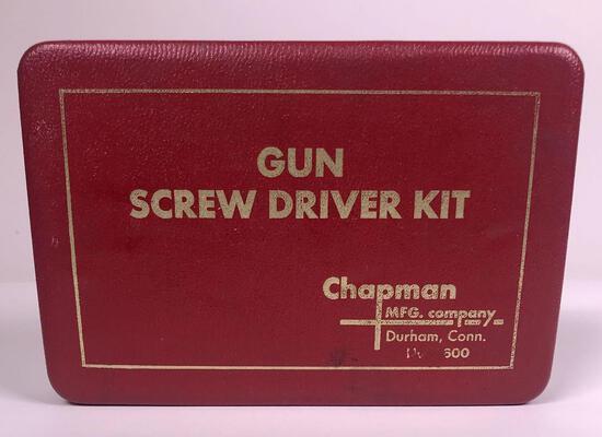 Chapman Gun Screwdriver Kit