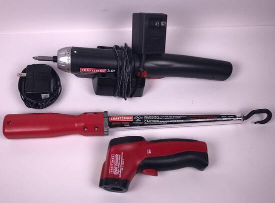 Assorted Craftsman Tools