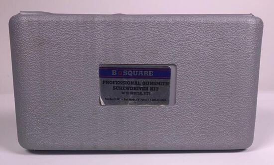 B Square Professional Gunsmith Screwdriver Kit