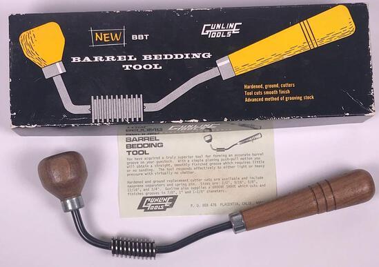 Gunline Tools Barrel Bedding Tool