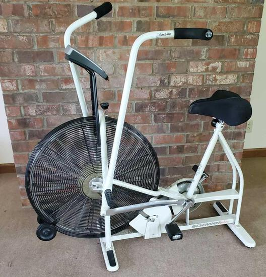 Schwin Airdyne Exercise Bike (LPO)