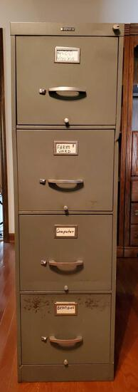 Metal File Cabinet (LPO)