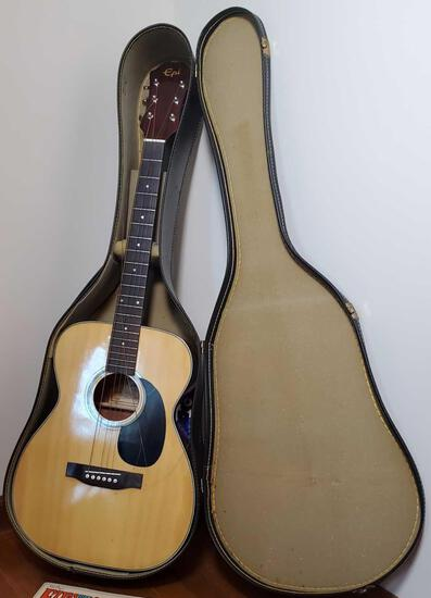 Epiphone Model A-10 Guitar With Case (LPO)