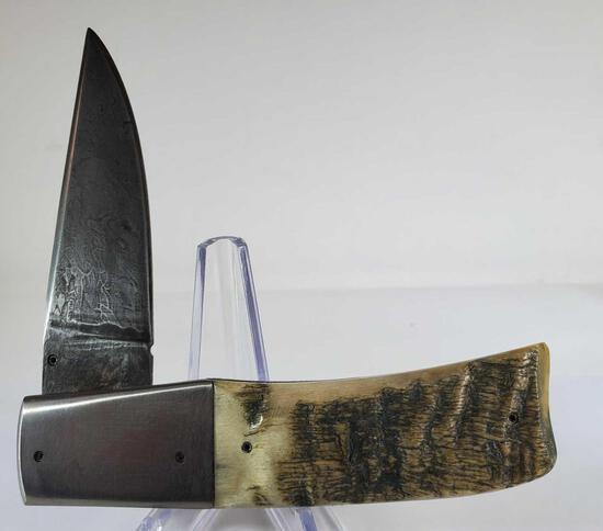 Bob Levine Linerlock Folding Knife