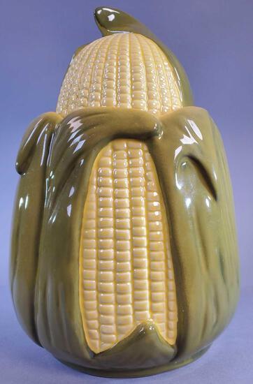 Shawnee Corn Cookie Jar