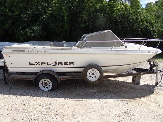 1999 Campion 552 Explorer