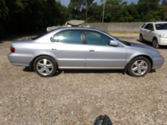 2002 Acura TL 3.2 S Type