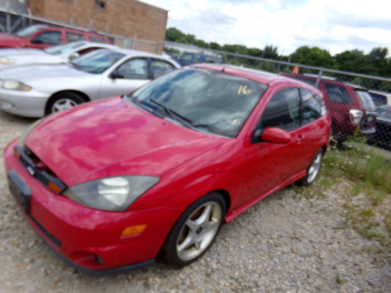 2002 Ford Focus SVT
