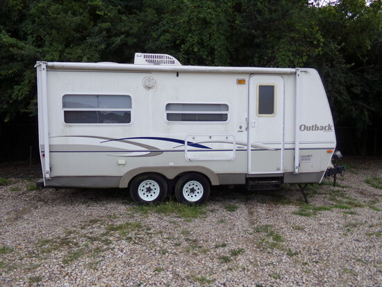 2006 Outback Travel Trailer
