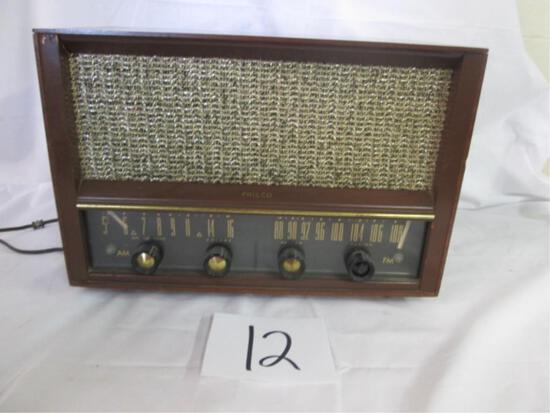 Philco Model E-976 Radio