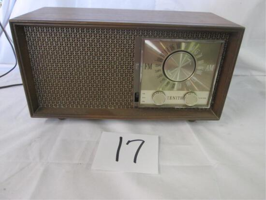 Zenith Model T2530 Radio