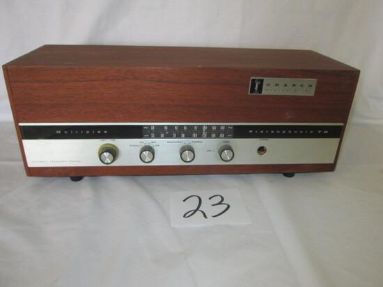 Granco Model 809 Multiplex Radio