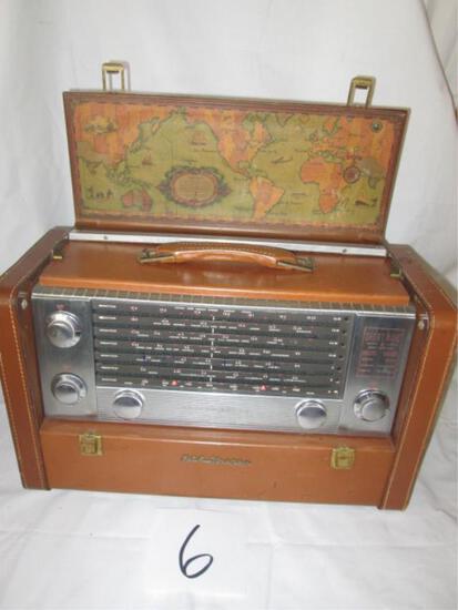 RCA Victor 3-BX-671 Strato-World Shortwave Radio