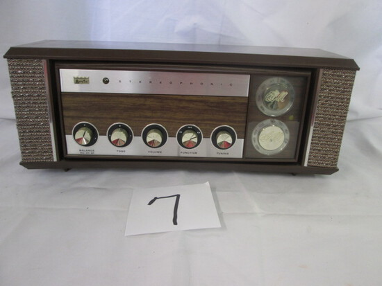 Arvin Stereophonic Radio