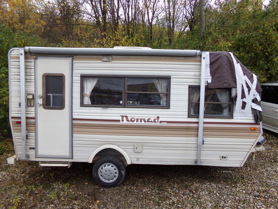 1986 Nomad Skyline Travel Trailer