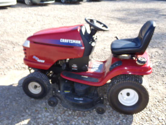Craftsman Riding Mower