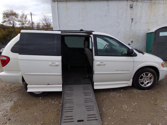 2003 Dodge Grand Caravan Entervan