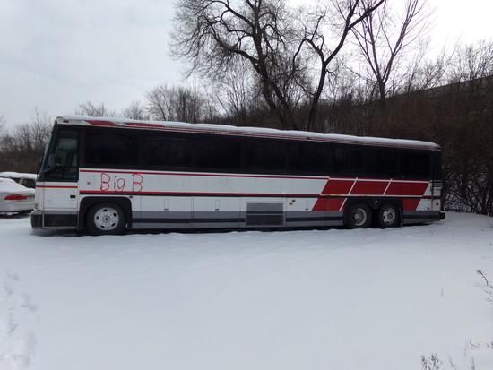 1993 MCI 102DL3 Bus