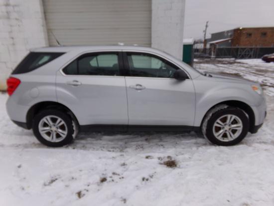2011 Chevrolet Eqinox