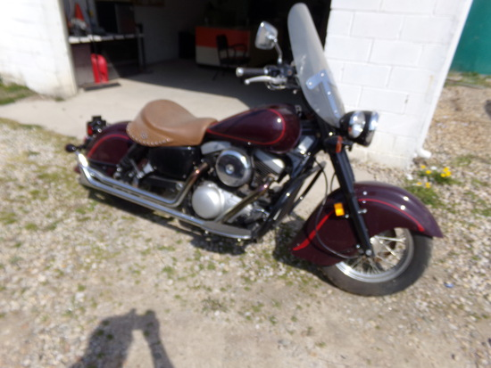 1999 Kawasaki VN1500